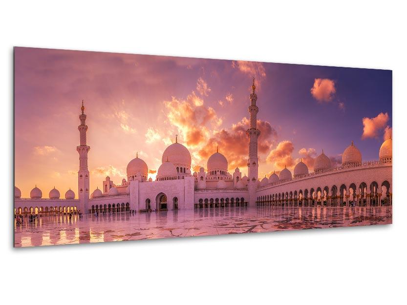 Wandbild Grand Mosque 1