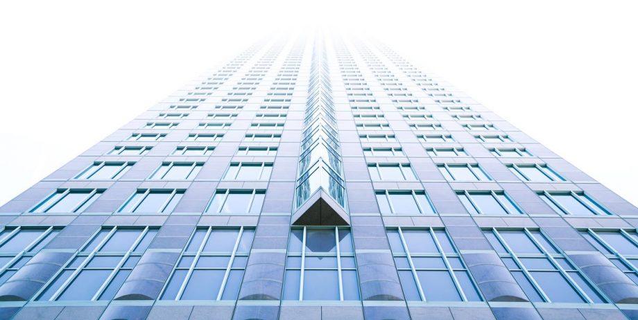 Wandbild Skyscraper 3