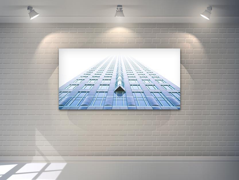 Wandbild Skyscraper 2