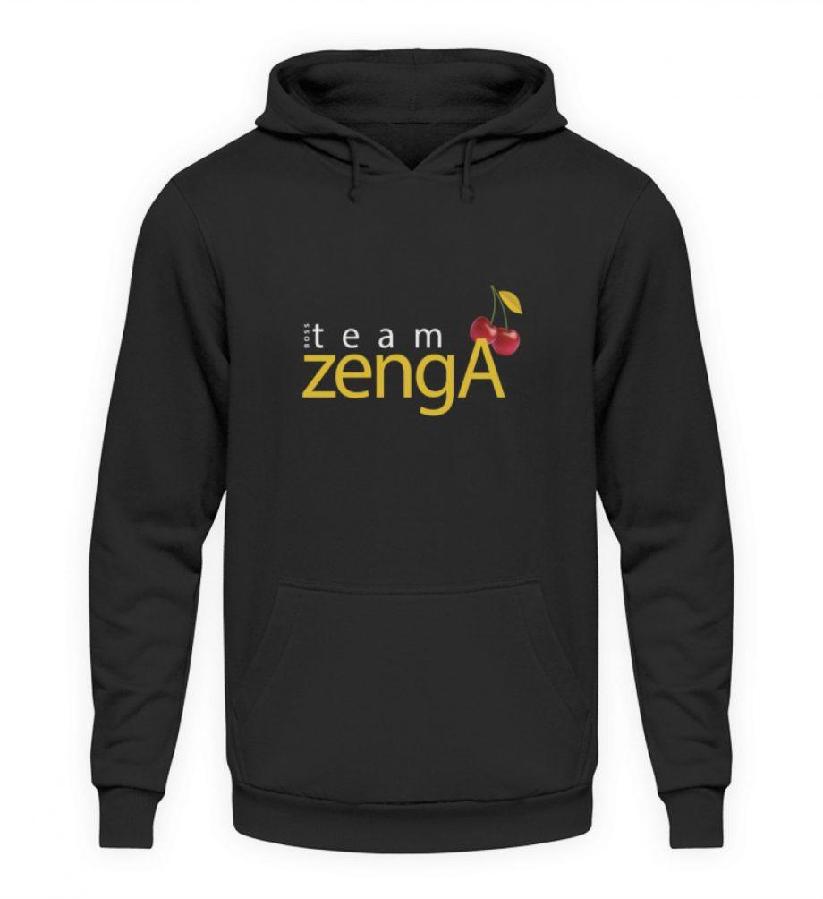 team zengA Boss-Edition - Unisex Kapuzenpullover Hoodie-1624