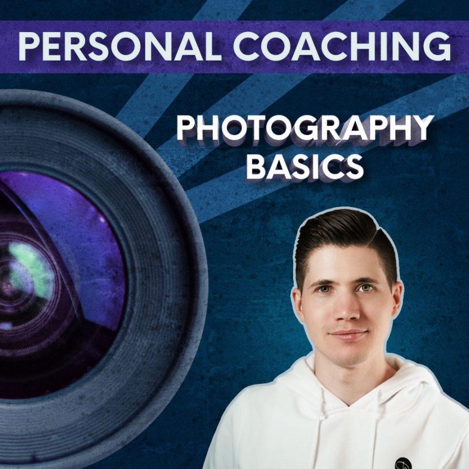 Coaching: Photography Basics 1