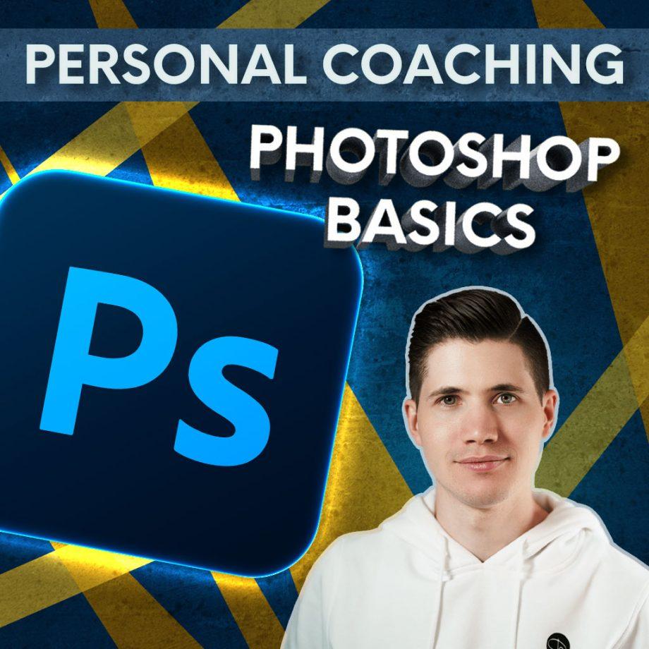 Coaching: Photoshop Basics 1