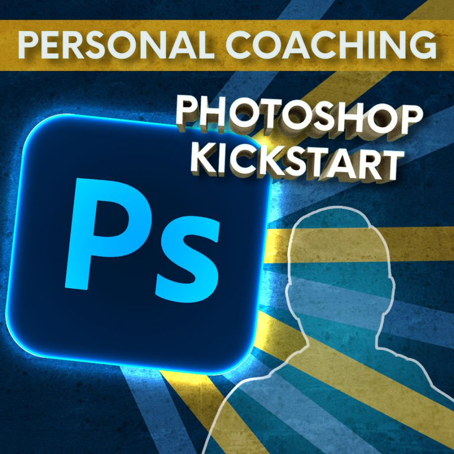 Coaching: Photoshop Kickstart 1